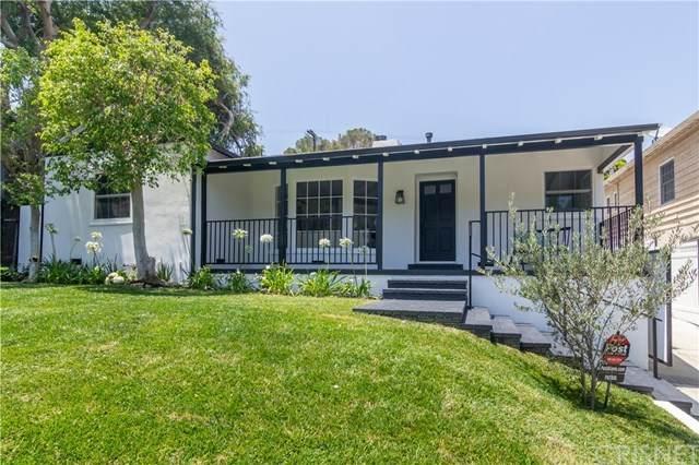 14021 Roblar Road, Sherman Oaks, CA 91423 (#SR20131439) :: Powerhouse Real Estate