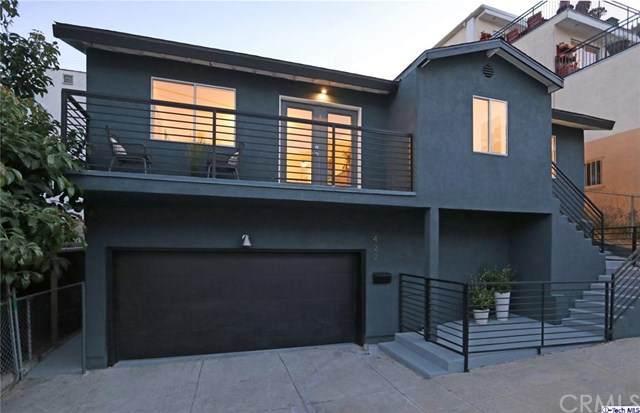422 W Avenue 37, Los Angeles (City), CA 90065 (#320001886) :: The Houston Team | Compass