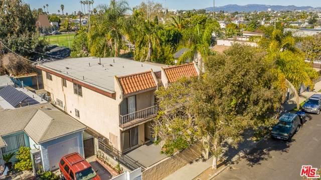 1025 Pleasantview Avenue, Venice, CA 90291 (#20600222) :: Steele Canyon Realty