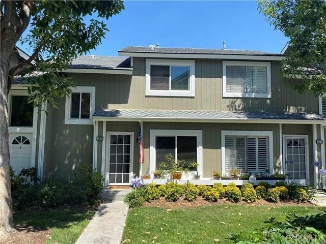 368 Monroe #200, Irvine, CA 92620 (#OC20131777) :: Allison James Estates and Homes