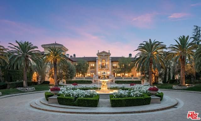 67 Beverly Park Court, Beverly Hills, CA 90210 (#20600056) :: The DeBonis Team
