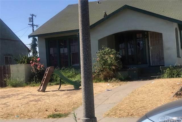 1023 W 74th Street, Los Angeles (City), CA 90044 (#SB20129437) :: Allison James Estates and Homes