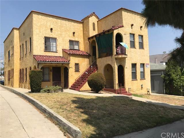 1833 S Highland Avenue, Los Angeles (City), CA 90019 (#PW20131685) :: Allison James Estates and Homes