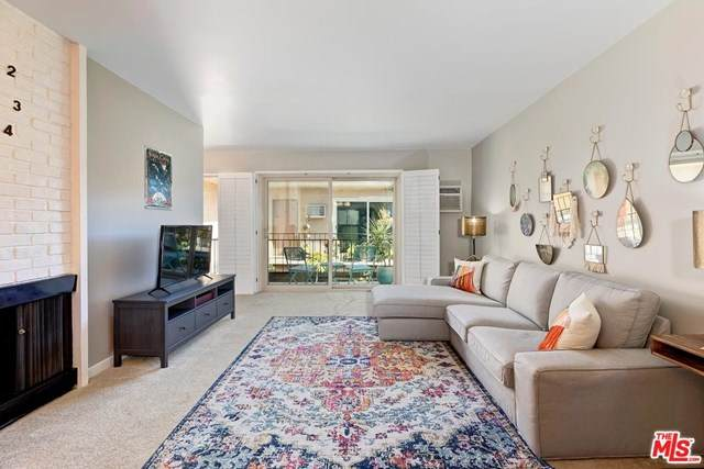 1849 Greenfield Avenue #207, Los Angeles (City), CA 90025 (#20600306) :: Sperry Residential Group