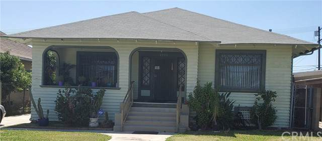 2937 Dalton Avenue, Los Angeles (City), CA 90018 (#IN20131763) :: Sperry Residential Group