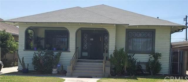 2937 Dalton Avenue, Los Angeles (City), CA 90018 (#IN20131763) :: Allison James Estates and Homes
