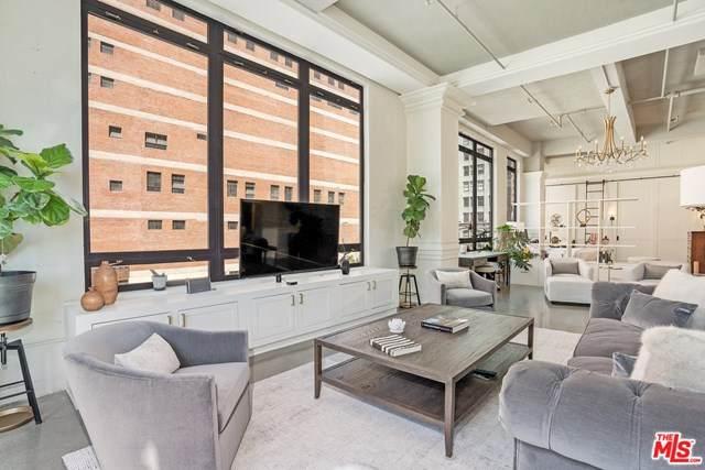 849 S Broadway #311, Los Angeles (City), CA 90014 (#20597232) :: Allison James Estates and Homes