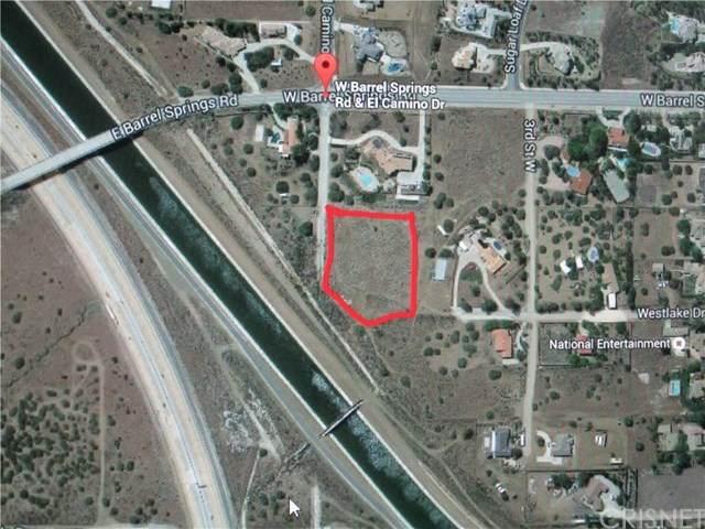 0 El Camino, Lancaster, CA 93551 (#SR20132050) :: A G Amaya Group Real Estate