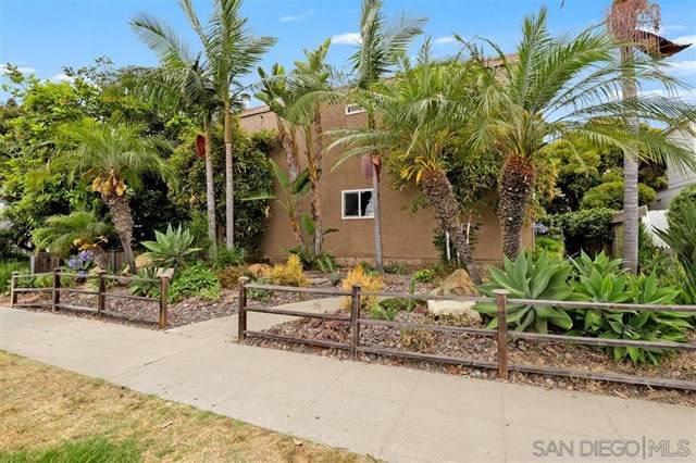 856 Diamond St, San Diego, CA 92109 (#200031340) :: A G Amaya Group Real Estate