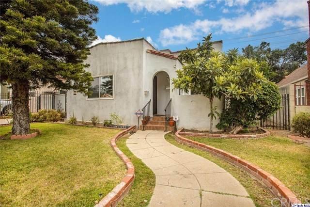808 E Glenoaks Boulevard, Glendale, CA 91207 (#320002266) :: The Brad Korb Real Estate Group