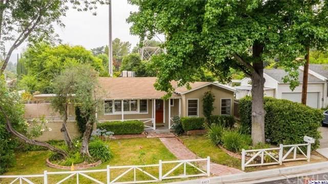 4403 Indiana Avenue, La Canada Flintridge, CA 91011 (#320002267) :: The Brad Korb Real Estate Group