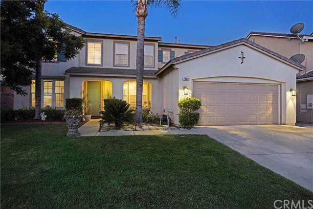 7308 Silverwood Drive, Eastvale, CA 92880 (#IV20132055) :: The Najar Group