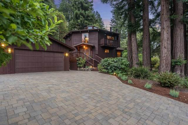 309 Spreading Oak Drive, Scotts Valley, CA 95066 (#ML81799782) :: eXp Realty of California Inc.