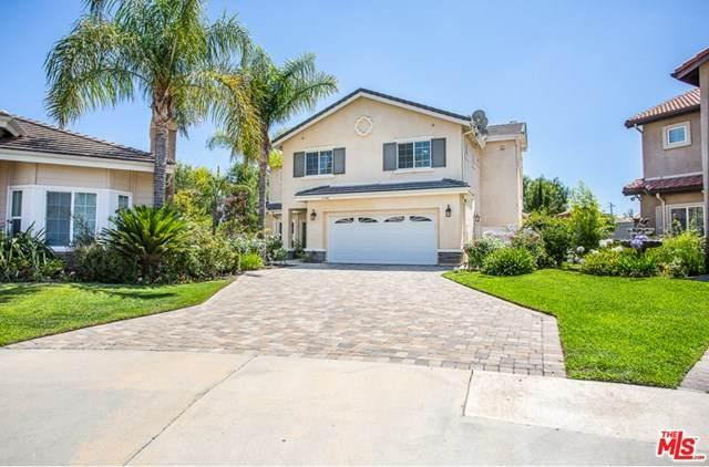 21343 Blackhawk Street, Chatsworth, CA 91311 (#20600368) :: Allison James Estates and Homes