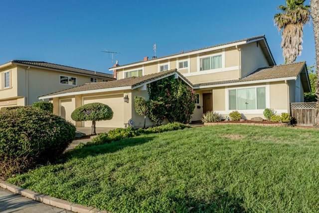 542 Hyde Park Drive, San Jose, CA 95136 (#ML81799792) :: Millman Team