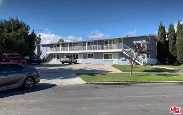 2007 Clyde Avenue, Los Angeles (City), CA 90016 (#20600392) :: Allison James Estates and Homes