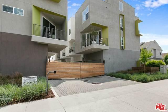 1240-1/2 Gordon Street, Los Angeles (City), CA 90038 (#20600412) :: Millman Team