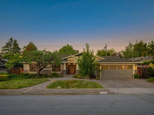 1863 Walnut Drive, Mountain View, CA 94040 (#ML81798768) :: The Ashley Cooper Team