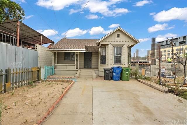 161 N Avenue 21, Los Angeles (City), CA 90031 (#PW20132210) :: Allison James Estates and Homes