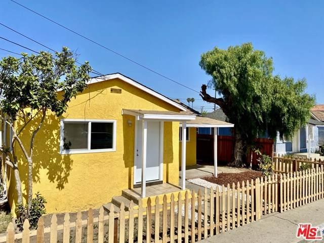 227 N Garfield Avenue, Oxnard, CA 93030 (#20600450) :: The Miller Group
