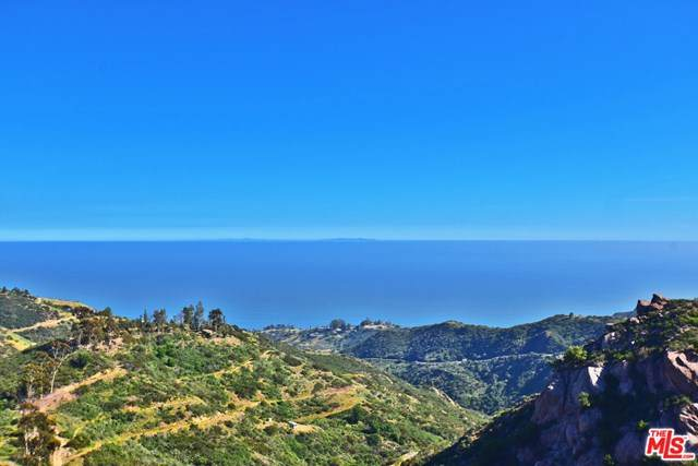 0 Carbon Canyon Road, Malibu, CA 90265 (#20600618) :: Compass