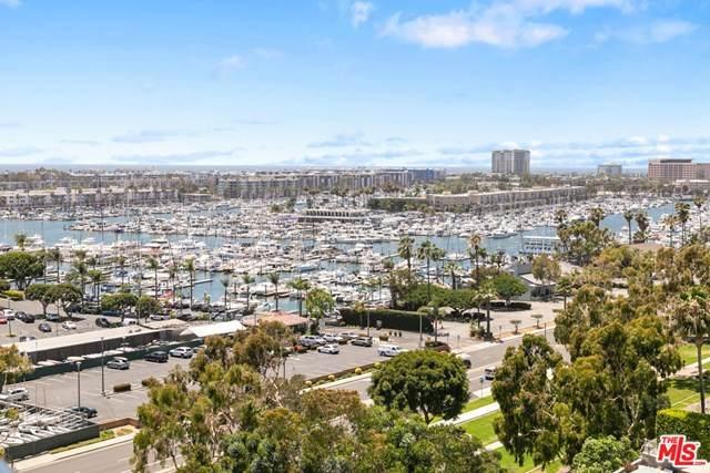 13600 Marina Pointe Drive #1112, Marina Del Rey, CA 90292 (#20597820) :: Z Team OC Real Estate