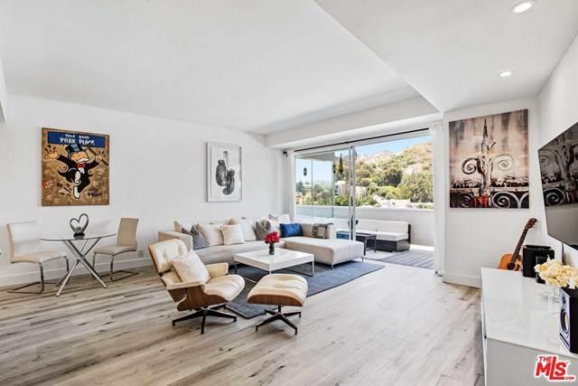 7250 Franklin Avenue #1005, Los Angeles (City), CA 90046 (#20598890) :: Provident Real Estate
