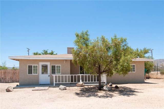 73393 Sun Valley Drive, 29 Palms, CA 92277 (#JT20131209) :: The Laffins Real Estate Team