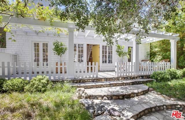 343 Sycamore Road, Santa Monica, CA 90402 (#20592300) :: Berkshire Hathaway HomeServices California Properties