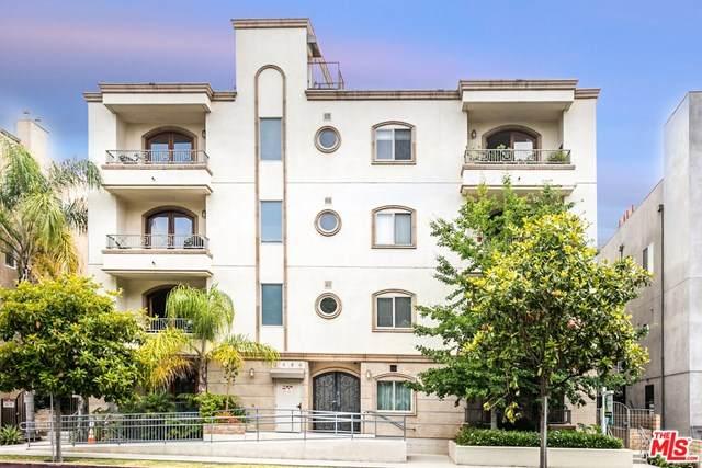 2486 S Centinela Avenue #301, Los Angeles (City), CA 90064 (#20600038) :: Team Tami