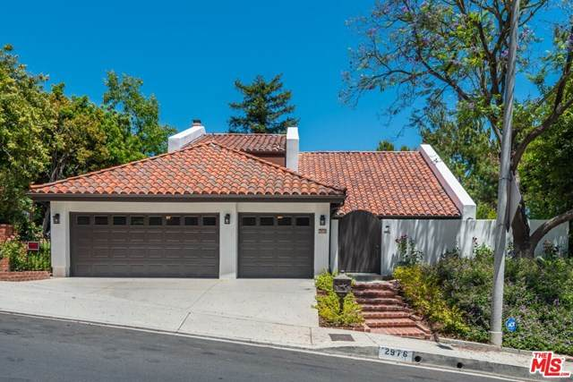 2976 Nicada Drive, Los Angeles (City), CA 90077 (#20600484) :: Berkshire Hathaway HomeServices California Properties