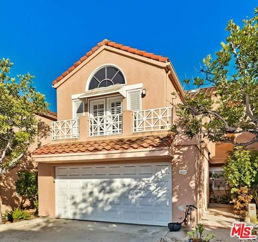 4530 Emerald Way, Culver City, CA 90230 (#20600830) :: Sperry Residential Group