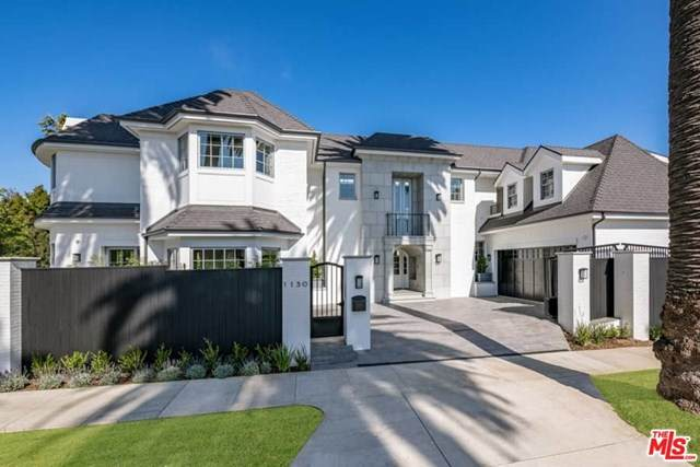 1130 Georgina Avenue, Santa Monica, CA 90402 (#20599012) :: Berkshire Hathaway HomeServices California Properties