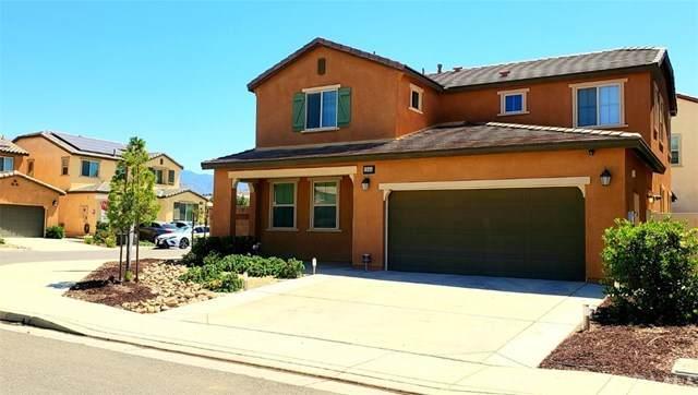 1544 Tiger Eye Lane, Beaumont, CA 92223 (#EV20132625) :: Wendy Rich-Soto and Associates