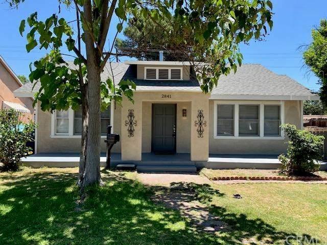 2841 N Arrowhead Avenue, San Bernardino, CA 92405 (#OC20132650) :: Compass