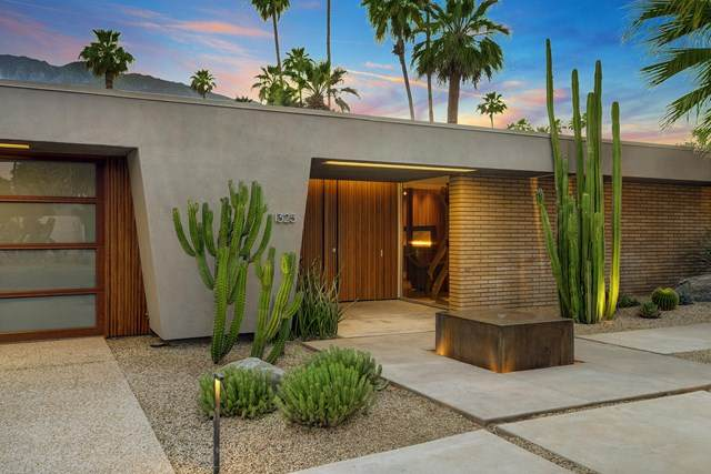 1325 S Sagebrush Road, Palm Springs, CA 92264 (#219045681PS) :: The Laffins Real Estate Team