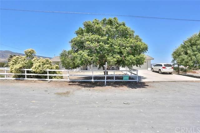 9626 Minero Road, Pinon Hills, CA 92372 (#EV20128280) :: Re/Max Top Producers