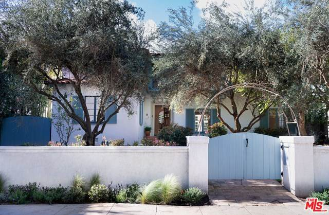 1609 Georgina Avenue, Santa Monica, CA 90402 (#20600808) :: Berkshire Hathaway HomeServices California Properties