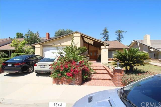 1644 Maple Hill Road, Diamond Bar, CA 91765 (#DW20132652) :: Allison James Estates and Homes
