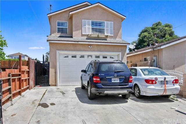 2219 W Arlington Street, Long Beach, CA 90810 (#DW20130642) :: Z Team OC Real Estate