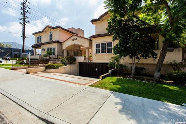 1054 Western Avenue #105, Glendale, CA 91201 (#320002287) :: The Brad Korb Real Estate Group