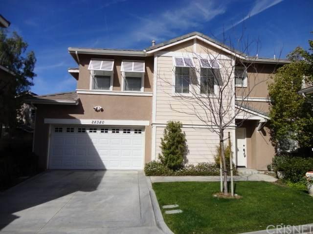 28380 Mayfair Drive, Valencia, CA 91354 (#SR20132743) :: The Brad Korb Real Estate Group