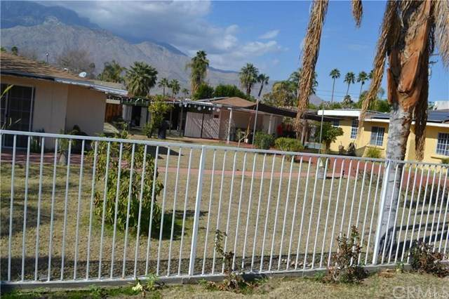 677 S Highland Drive, Palm Springs, CA 92264 (#RS20132800) :: Team Tami