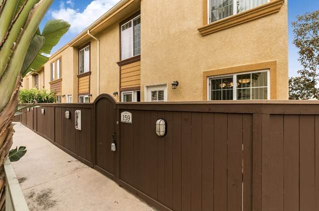 5252 Balboa Arms Dr #159, San Diego, CA 92117 (#200031481) :: Sperry Residential Group