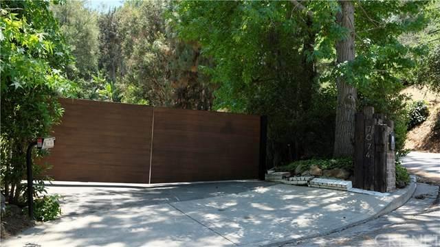 7674 Willow Glen Road, Hollywood Hills, CA 90046 (#SR20132831) :: Team Tami