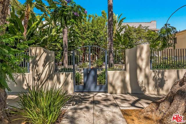 1250 N Harper Avenue #305, West Hollywood, CA 90046 (#20600022) :: Team Tami