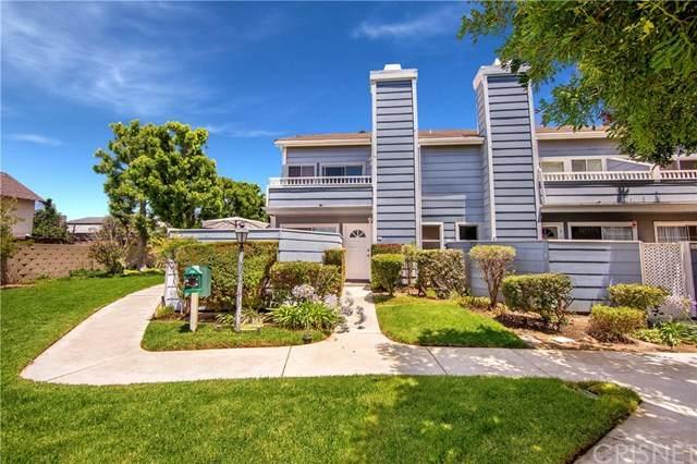 3910 Cochran Street #14, Simi Valley, CA 93063 (#SR20131925) :: The Miller Group