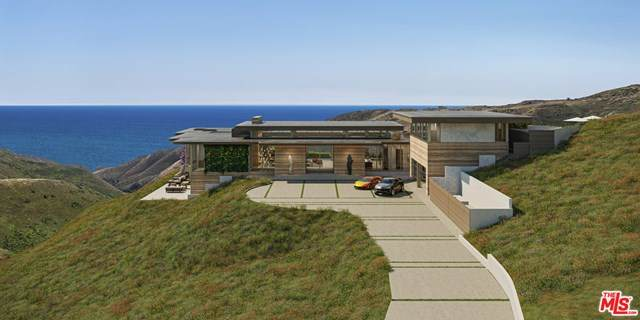 11100 Pacific View Road, Malibu, CA 90265 (#20600890) :: Compass