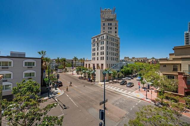 801 Ash Street #305, San Diego, CA 92101 (#200031512) :: Team Foote at Compass