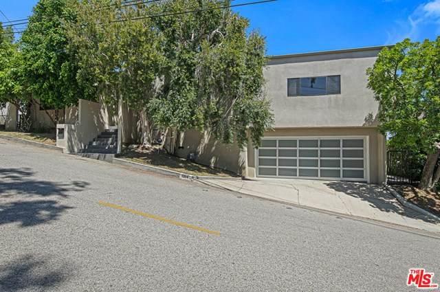1314 N Tigertail Road, Los Angeles (City), CA 90049 (#20600828) :: Sperry Residential Group